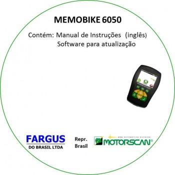 Imagem CD com software